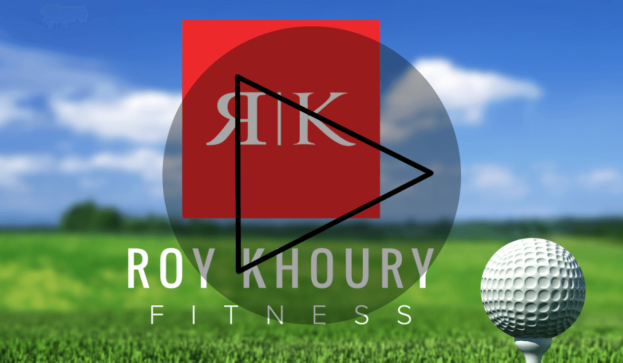 Roy Khoury Fitness video placeholder