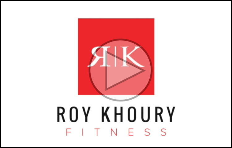Roy Khoury Video placeholder